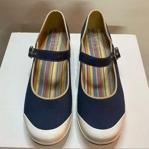 Dansko Vegan Mary Jane Clog Style shoe